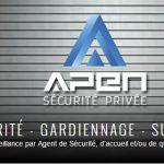 APEN sécurité Recrute Agent de sécurité à SOISSONS