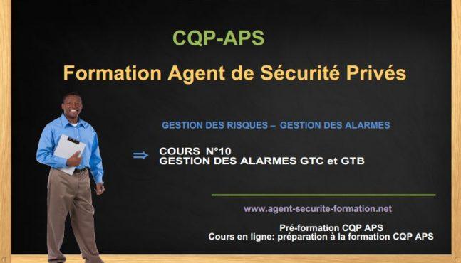 INFORMATION SUR LA GTC et GTB – Cours