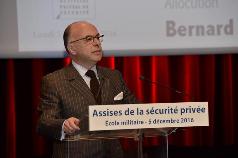 Le Ministre de l'intérieur présent aux 4ième assises de la sécurité privée