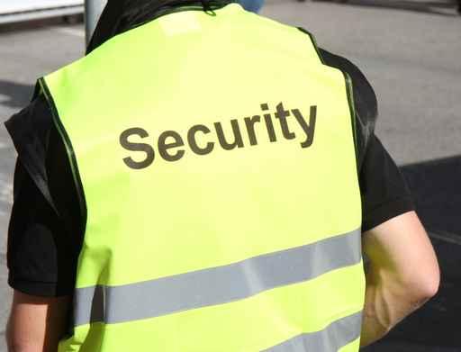 Le nombre des agents de sécurité pendant l'EURO 2016
