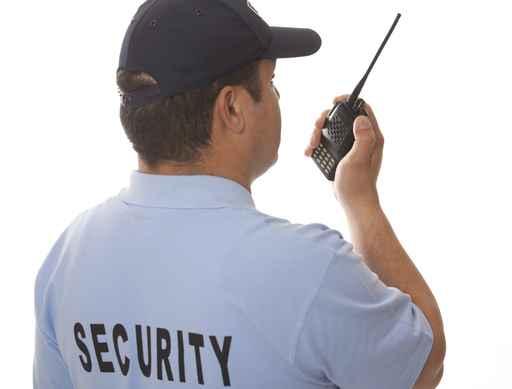 Compte rendu agent de sécurité