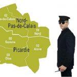 Travailler comme agent de sécurité au Nord-Pas de Calais et Picardie