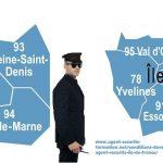 Travailler comme agent de sécurité en Île-de-France