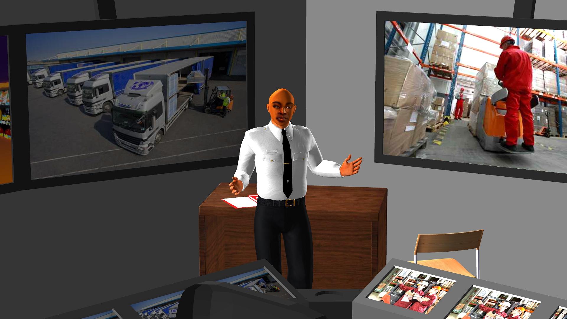 Surveillance des sites en milieu portuaire- Atelier
