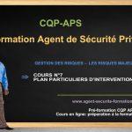 PLAN PARTICULIERS D'INTERVENTION/ORSEC