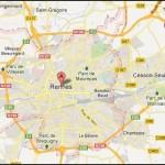 Adresse du CNAPS de Rennes